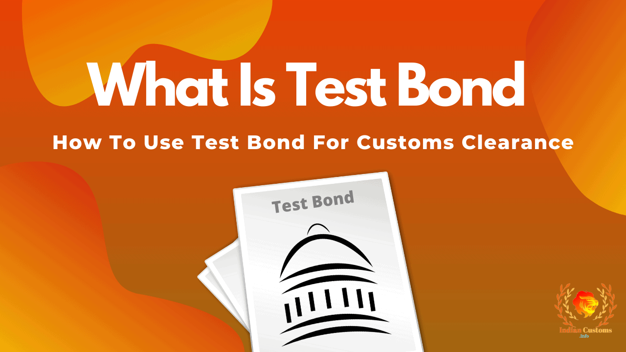 What Is Test Bond