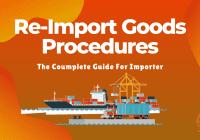 ReImport Of Exported Goods Procedures