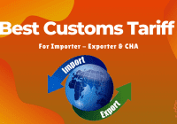 Best Customs Tariff