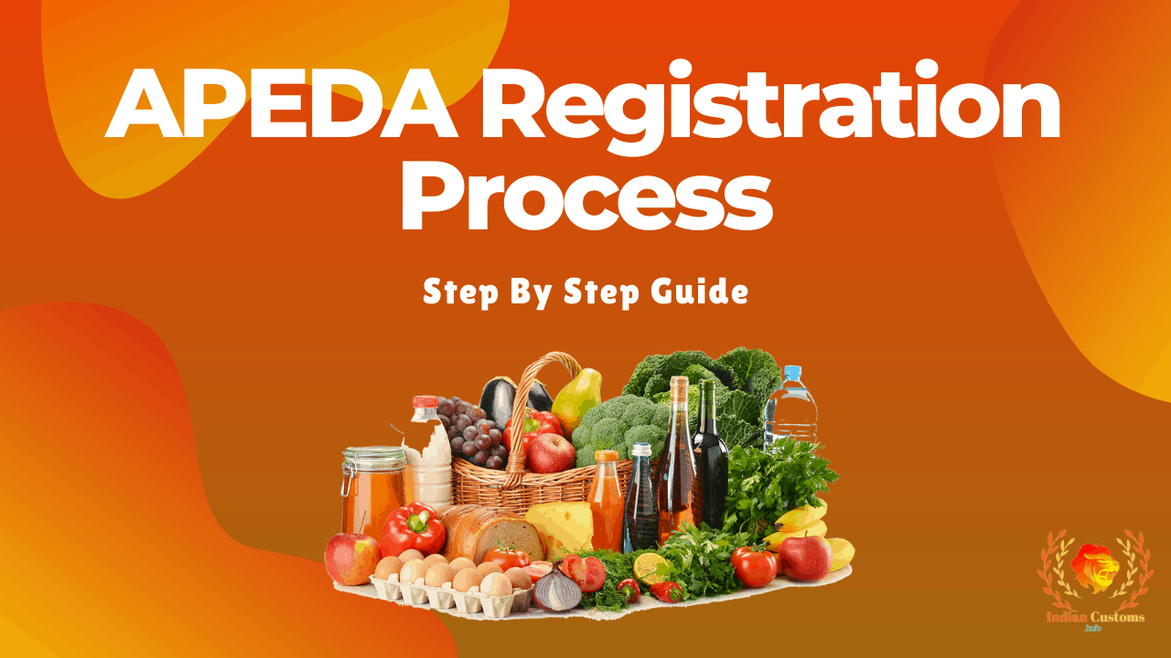 APEDA Registration Process