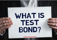 Test Bond
