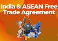 ASEAN India Free Trade Agreement